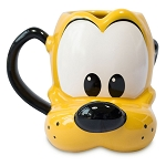 Disney Coffee Cup - Figural Pluto
