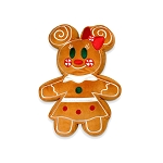 Disney Plush - Minnie Mouse Gingerbread Scented Plush – Small 12''