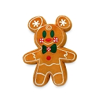 Disney Plush - Mickey Mouse Gingerbread Scented Plush – Small 12''