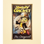 Disney Artist Print - Darren Wilson - Jiminy Cricket The Original