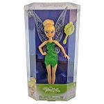 Disney Doll - Tinker Bell with Hair Brush