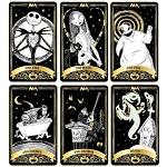 Disney Loungefly Mystery Pin - The Nightmare Before Christmas - Tarot Cards