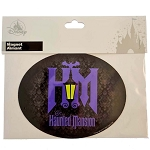 Disney Car Magnet - Haunted Mansion Logo
