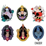 Disney Loungefly Mystery Pin - Disney Villains