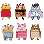 Disney Loungefly Mystery Pin - Winnie the Pooh Backpacks