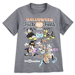 Disney Kids Shirt - Halloween 2020 - Mickey & Friends - Tricks & Treats