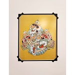 Disney Artist Print - Ferris Plock - The Jungle Book - Shere Khan