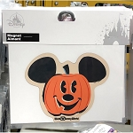 Disney Car Magnet - Halloween 2020 - Mickey Pumpkin