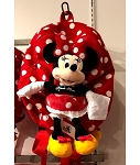 Disney Plush Backpack - Minnie Mouse Doll