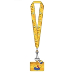 Disney Loungefly Lanyard - Winnie the Pooh Floating in Honey Pot