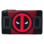 Disney Loungefly Wallet - Marvel Deadpool Merc With A Mouth Flap Wallet