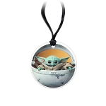 Disney Disc Ornament - Star Wars the Mandalorian - The Child