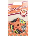 Disney Pin - Disney Scents - Peach Starfish - Limited Edition