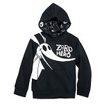 Disney Kids Pullover Hoodie - The Nightmare Before Christmas - Zero