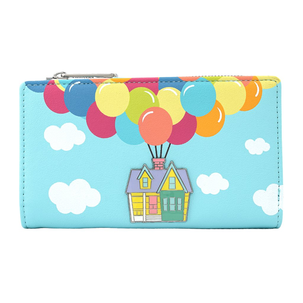 Disney Loungefly Wallet - UP Balloon House Flap Wallet