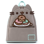 Loungefly Mini Backpack - Pusheen Plate-O-Donuts Cosplay