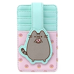 Loungefly Cardholder - Pusheen Donuts AOP