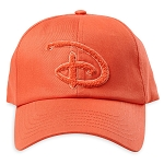 Disney Baseball Cap - Walt Disney World - Coral