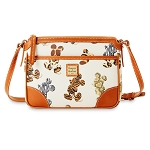 Disney Dooney & Bourke Bag - Mickey Mouse Animal Print - Crossbody