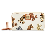 Disney Dooney & Bourke Bag - Mickey Mouse Animal Print - Wallet