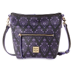 Disney Dooney & Bourke Bag - The Haunted Mansion Wallpaper - Crossbody