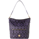 Disney Dooney & Bourke Hobo Bag - The Haunted Mansion Wallpaper
