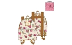 Disney Loungefly Mini Backpack - Princess Floral