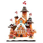 Disney Countdown Calendar - Holiday Gingerbread Mickey and Friends