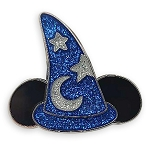 Disney Pin - Wishes Come True Blue - Fantasia Sorcerer Mickey Hat