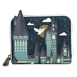 Universal Loungefly Zip Wallet - Harry Potter Hogwarts Castle