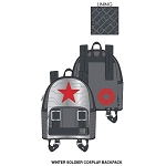 Disney Marvel Loungefly Backpack - Winter Soldier Cosplay Mini Backpack
