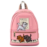 Disney Loungefly Backpack - Aristocats Piano Kittens Mini Backpack