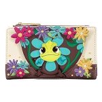 Disney Loungefly Wallet - Tangled Pascal Flower Wallet