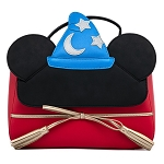Disney Loungefly Purse - Fantasia Sorcerer Mickey Mouse Cosplay Crossbody Purse