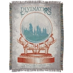 Universal Harry Potter Woven Tapestry Throw Blanket - DIVINATION