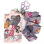 Disney Loungefly Lanyard with Cardholder - Disney Cats