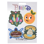 Disney Iron On Patch Set - PatcheD - Adventureland 4 Pack