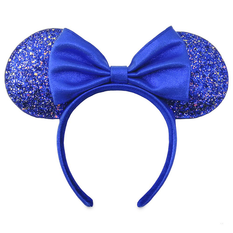 Disney Ear Headband - Minnie Mouse - Wishes Come True Blue