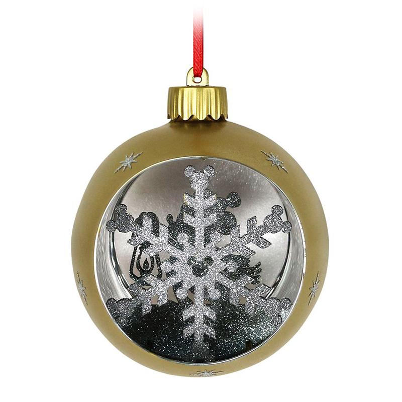 Disney Christmas Ornament - Light Up - Mickey Mouse ...