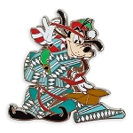 Disney Pin - Goofy Elf Helper Holiday Pin