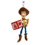 Disney Ornament - Hand Painted - Toy Story - Woody