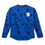 Disney Youth Spirit Jersey - Mickey Mouse - Wishes Come True Blue