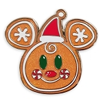 Disney Pin - Mickey Mouse Gingerbread Holiday Pin