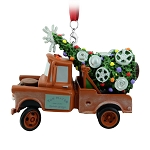 Disney Christmas Ornament - Cars Figural - Tow Mater