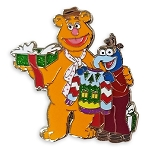 Disney Pin - The Muppets Fozzie and Gonzo Holiday Pin