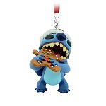 Disney Christmas Ornament - Figural Ornament - Stitch