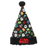 Disney STAR WARS Santa Hat w/ Pom-Pom - Dark Side Delights