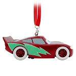 Disney Figural Ornament - Cars - Lightning McQueen