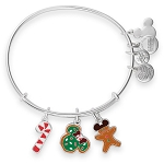 Disney Alex and Ani Bracelet - Mickey Mouse Holiday Parks Snacks and Treats