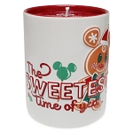 Disney Candle - Mickey Mouse Gingerbread Scented Holiday Candle